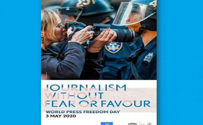 بلاغ مشترك لمجموعة من الهيئات الاعلامية بمناسبة اليوم العالمي للصحافة