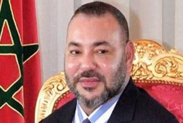 صاحب الجلالة الملك محمد السادس يوجه خطابا ساميا إلى شعبه الوفي بمناسبة الذكرى 67 لثورة الملك والشعب