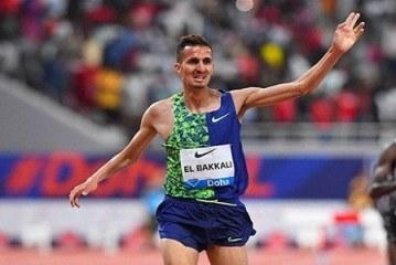 العداء المغربي سفيان البقالي يحرز ذهبية 1500 متر في ملتقى مارسيليا الدولي لألعاب القوى