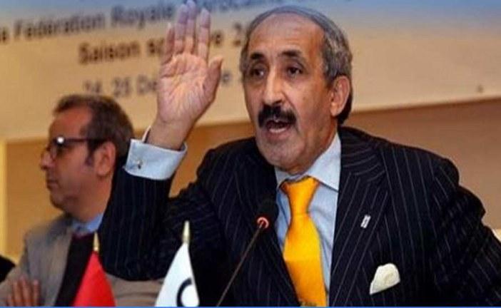 انتخاب محمد بلماحي عضوا في المكتب التنفيذي للاتحاد الدولي للدراجات ممثلا لإفريقيا