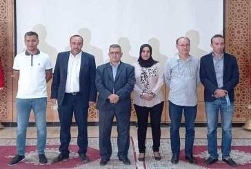 تيزنيت : انتخاب محمد الشيخ بلا عن حزب التجمع الوطني للأحرار رئيسا للمجلس الإقليمي