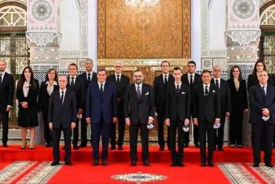 جلالة الملك يترأس بالقصر الملكي بفاس مراسم تعيين أعضاء الحكومة الجديدة