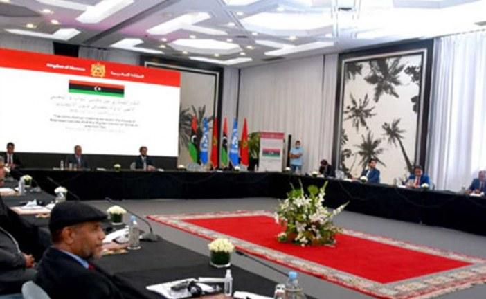 الرباط.. انطلاق اللقاء التشاوري الليبي بخصوص قانون الانتخابات